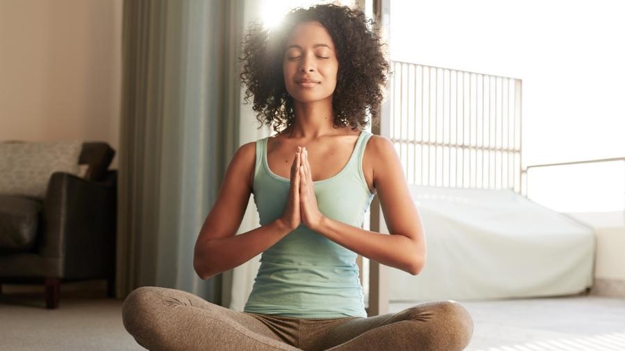 Buscas por meditação batem recorde na internet.