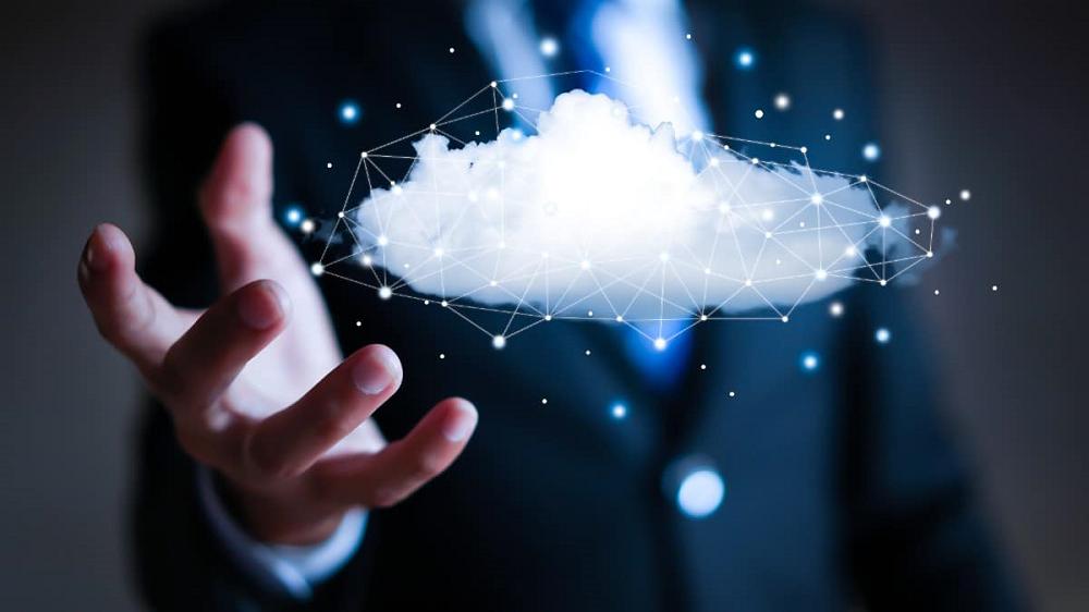 A ascensão da plataforma de dados em nuvem.